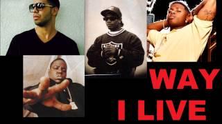 Way I Live (Drake, Eazy-E, Notorious B.I.G, Baby Boy da Prince)