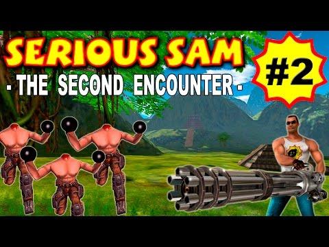 Serious Sam HD: The Second Encounter ☠БЕЗ РАНЕНИЙ!☠ Хардкор-прохождение (+все секреты)
