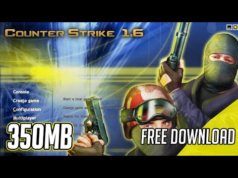 Counter Strike 1.6 Android|| APK+Data|| Free Download