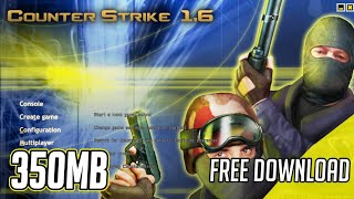 Gambar cover Counter Strike 1.6 Android|| APK+Data|| Free Download
