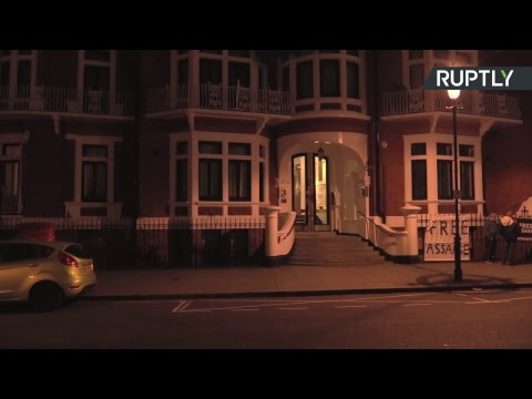 Julian Assange expected to be expelled from Ecuadorean Embassy