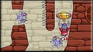 Balloon Hero - Game Walkthrough (all levels)