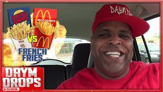 Mcdonald's Vs Burger King French Fries