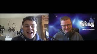 John Dew Interview, Big Rab Show Podcast.