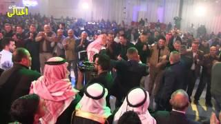 دحية العريس ابراهيم المعطي والفنان ايمن السبعاوي بيت لحم 2016HD تسجيلات الجباليJR