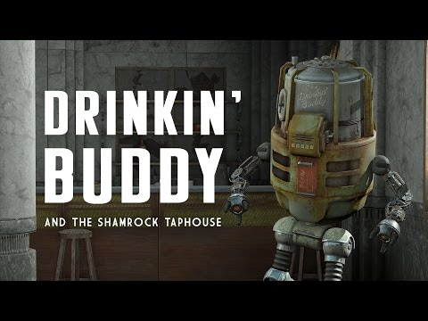 Drinkin' Buddy and the Shamrock Taphouse - Find All Gwinnett Recipes - Fallout 4 Lore