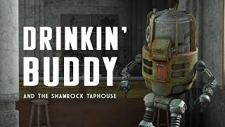 Drinkin Buddy and the Shamrock Taphouse - Find All Gwinnett Recipes - Fallout 4 Lore