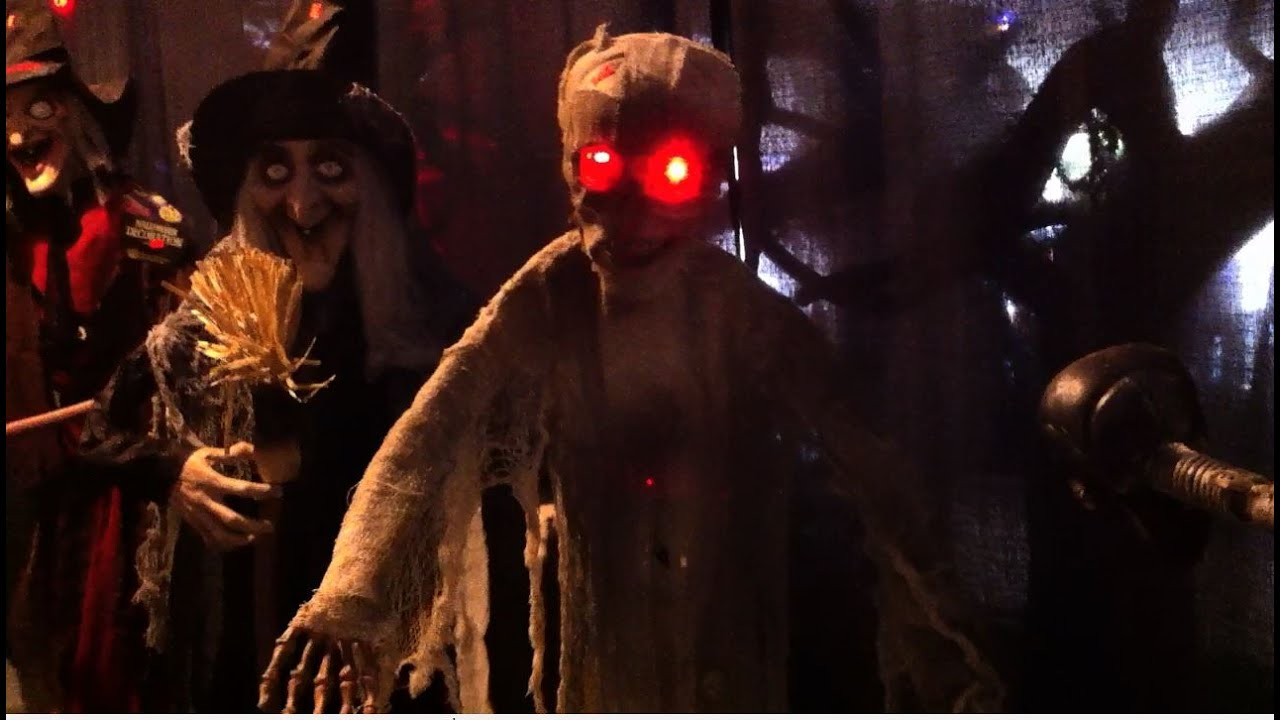an inside look at the best halloween store ever video 2 part 37 re done wo danny