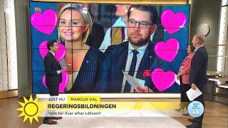 Hur het är KD:s flirt med SD? - Nyhetsmorgon (TV4)