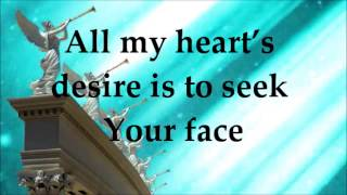 In The Presence Of Angels - Roy Fields - Lyrics