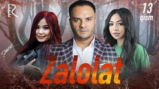 Download Zalolat (o'zbek serial) | Залолат (узбек сериал) 13-qism Mp3 and Videos
