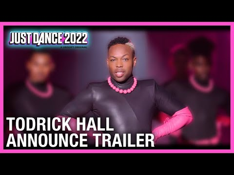 Just Dance 2022: Todrick Hall Announce Trailer   Ubisoft [US]
