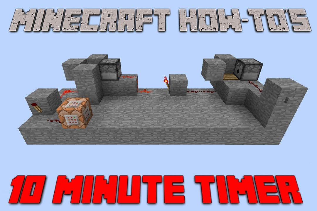 10 minute timers