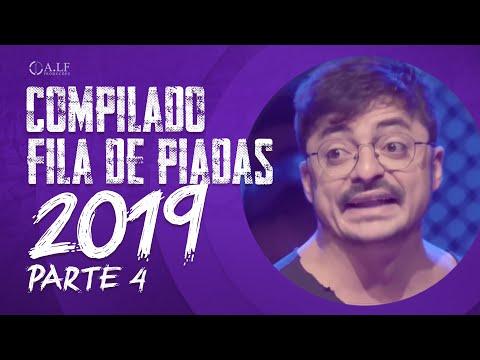 COMPILADO FILA DE PIADAS 2019 - parte 4 - MÁRCIO DONATO