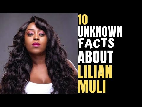 LILIAN MULI EXPOSED FACTS  The Kenyan Sauce  Top 10 Unknown & Exposed Facts About