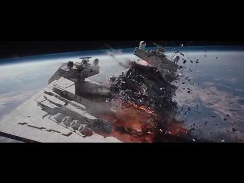 Rogue One Star Destroyer Tribute