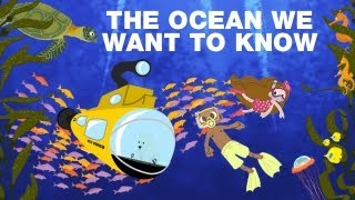 The Ocean We Want To Know - Animated Parody of Gotye