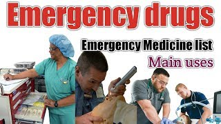 Emergency / Emergency drugs / Emergency medicine / RRB