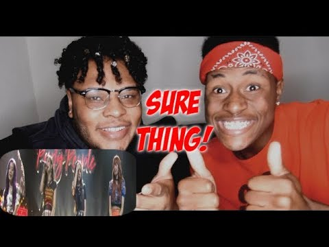 THIS IS DOPE!!BLACKPINK - 'SURE THING (Miguel)'  REACTION