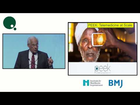 2015 London Keynote - Donald Berwick - The New Simple Rules for Health Systems
