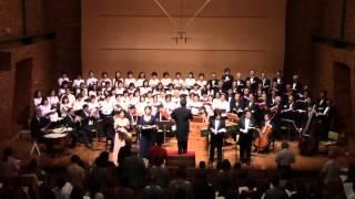 Singin Messiah Tokyo 2014 Worthy in the Lamb