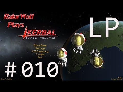 KSP LP 10 - Moon Landing