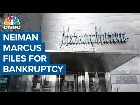 Neiman Marcus Bankruptcy: Debt And Coronavirus Aren't The Only ...