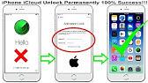 icloud unlock for Iphone 6s ios 11 2 with cfw method || permanently