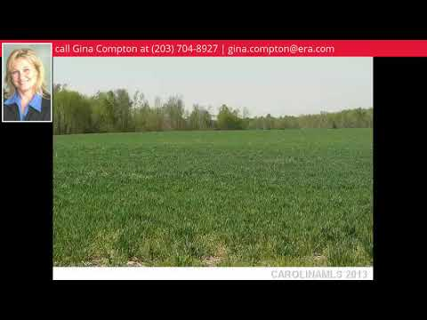 32.5 ac.  Foster Rd, Cleveland, NC 27013 - MLS #2171376