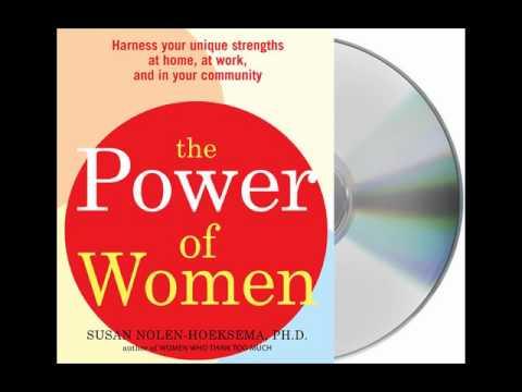 The Power of Women by Susan Nolen-Hoeksema--Audiobook Excerpt Mp3
