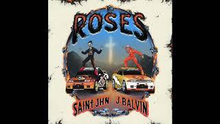 "SAINt Jhn & J. Balvin ""Roses"" [(Imanbek Remix)] (Latino Gang) AUDIO"