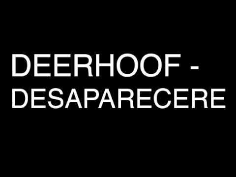 Deerhoof - Desaparecere