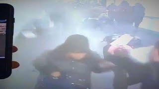 Vier Verletzte bei versuchtem Selbstmordattentat nahe des New Yorker Times Square