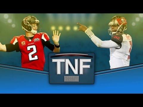 Thursday Night Football: Tampa Bay Bucs vs. Atlanta Falcons