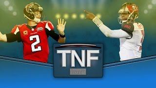 Thursday Night Football: Tampa Bay Bucs vs. Atlanta Falcons