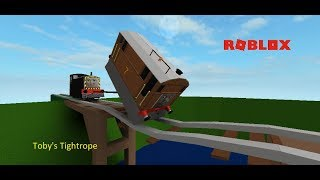 Toby's Tightrope ROBLOX Remake