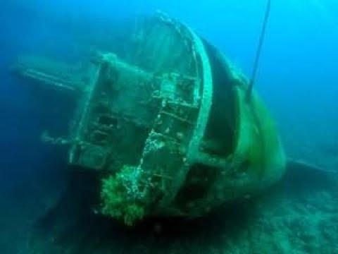 Cedar Pride: Lebanese ship sunk offshore Aqaba, Jordan