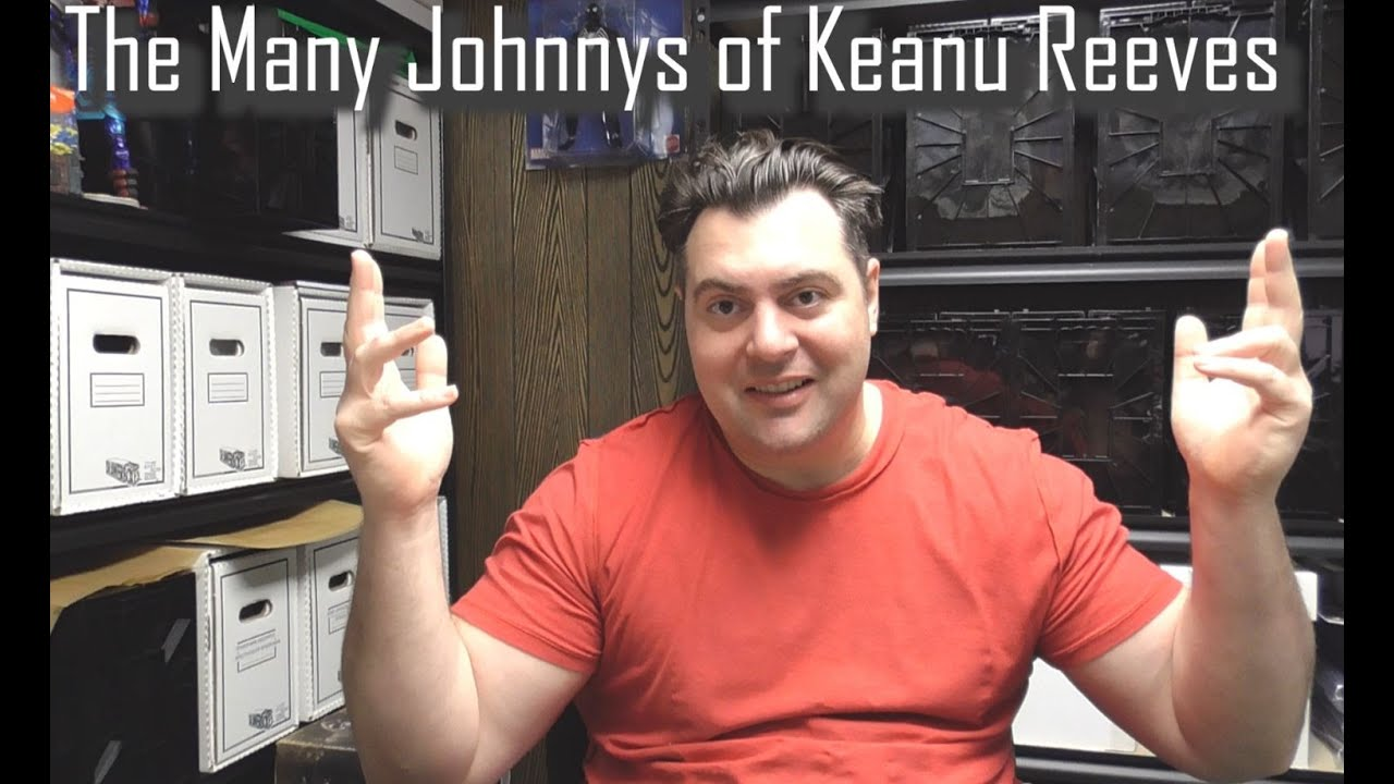 The Many Johnnys of Keanu Reeves