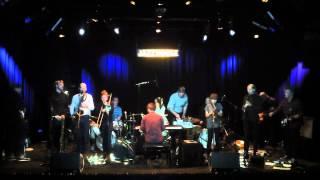 F.E. Denning Descension Orchestra @ Jazzhouse, Copenhagen (19th of November, 2014)