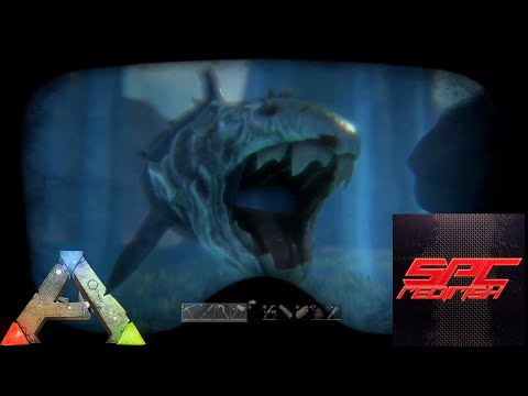 ARK on Xbox One!! UNDER WATER AIR POCKETS and DUNKLEOSTEUS!!  S2|E7 Gameplay Series