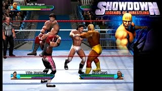 Showdown: Legends of Wrestling ... (PS2)