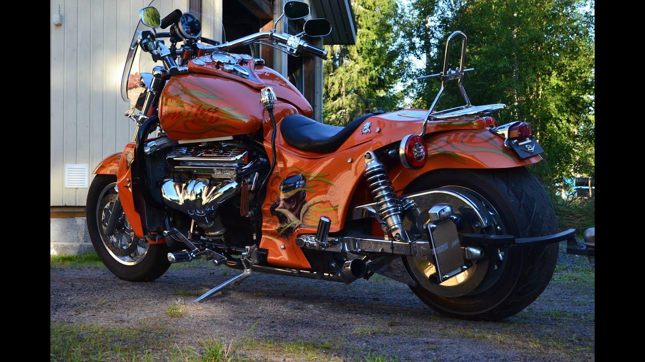 Boss hog motorcycle