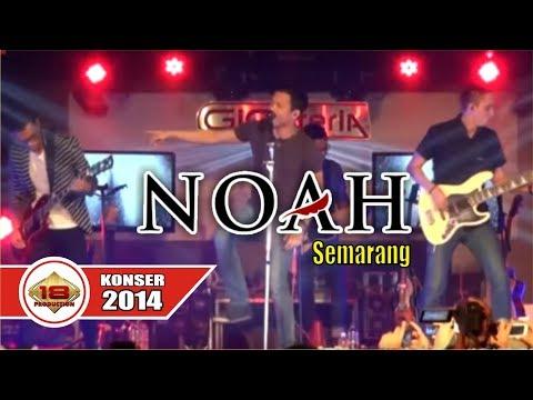 AKSI KEREN .. 'NOAH' TAMPIL MENGGELEGAR Di Tengah KOTA (Live Konser Semarang 26 Februari 2014)