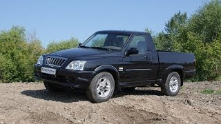 ТагАЗ Road Partner Pickup 2009 пикап