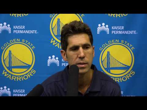 Warriors GM offers touching message to KNBR's Bob Fitzgerald