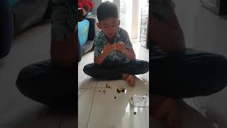 membuat lego mobil