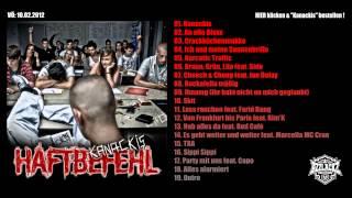 Haftbefehl - Lass rauchen ft. Farid Bang [Kanackis | VÖ:10.02.12]