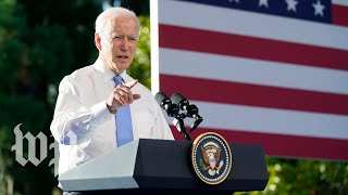 Biden's remarks after meeting with Putin, in 3.5 minutes