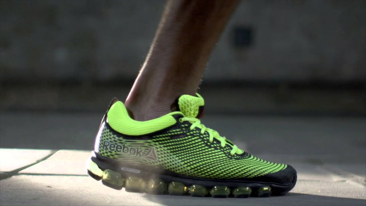9ba9c0fc6fa Reebok Z Jet Running Shoes - YouTube