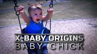 TODDLER DISCOVERS SUPER POWERS! | Legend of Baby Chick